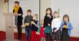 2014-02-22 Dzieci prowadzą nabożeństwo