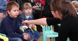 Okręgowe szkolenie nauczycieli dzieci i rodziców