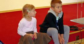 Błogosławienie dzieci 11-08-2012