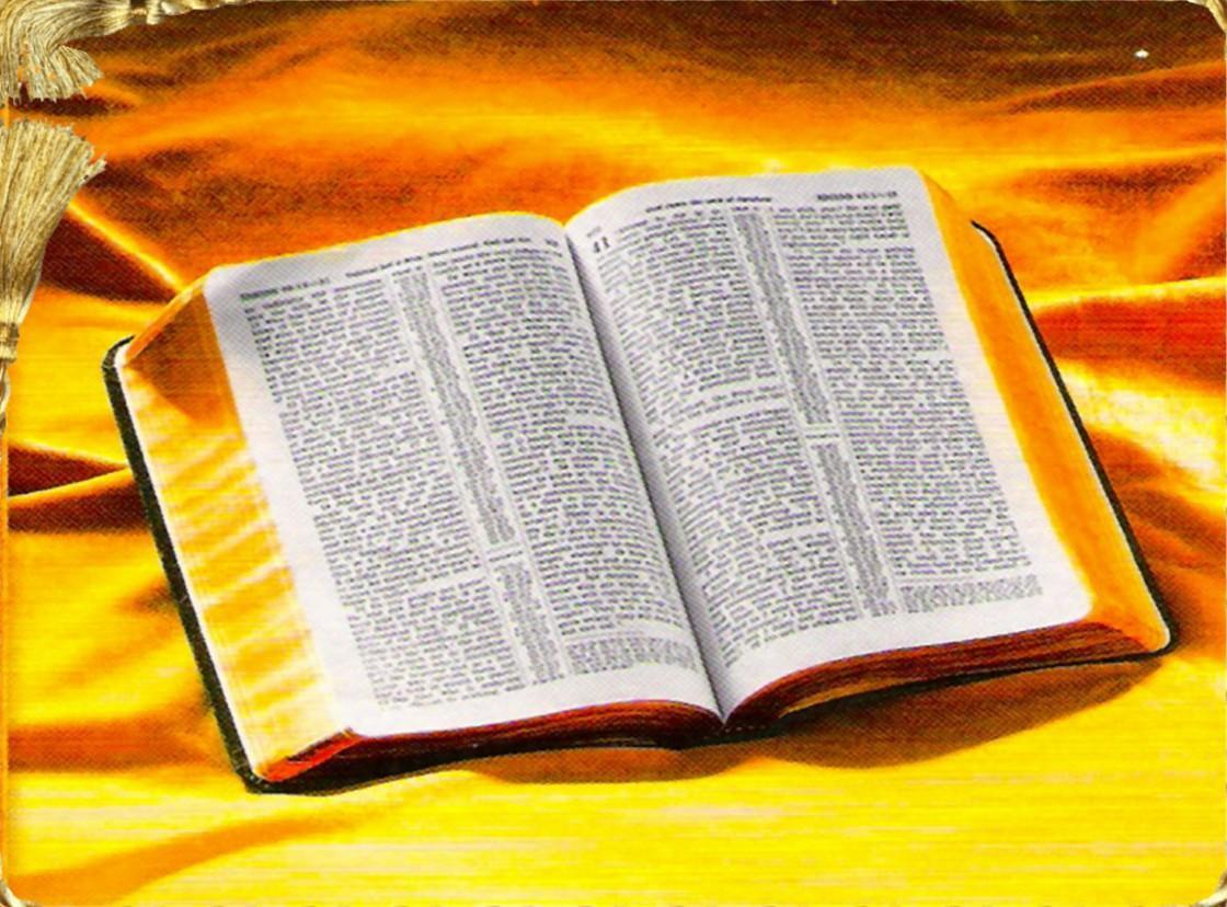 01. Czy Pismo Święte zostało sfałszowane?