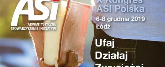 X Jubileuszowy kongres ASI w Łodzi