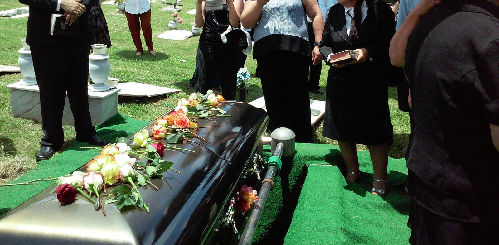 Pogrzeby, które zepsuł Jezus