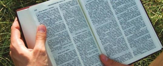 """Dzień 1 – sobota  – """"Biblia fundamentem chrześcijańskiego życia"""" – transmisja na żywo"""