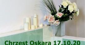 Chrzest Oskara 17-10-2020