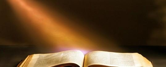 PISMO ŚWIĘTE OBJAWIA JEZUSA