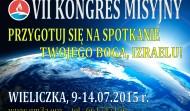 VII KONGRES MISYJNY  -WIELICZKA